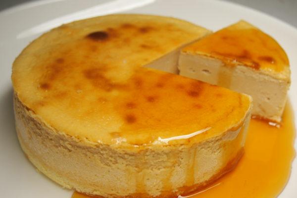 芳醇メイプルチーズケーキ